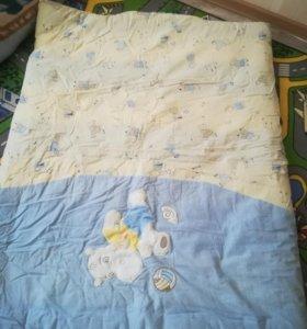 Детское тёплое одеяло