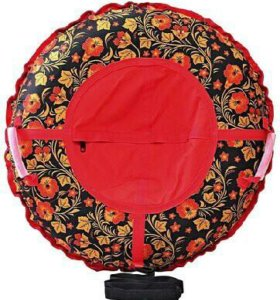Санки надувные Тюбинг ватрушка диаметр 118 см
