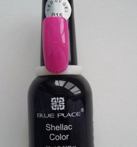 Blue Place Shellac Color 10m