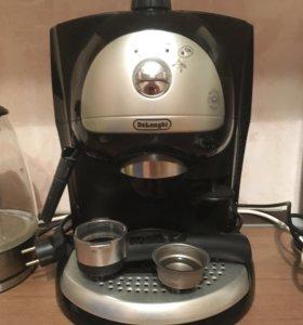 Кофеварка delonghi ES410.B