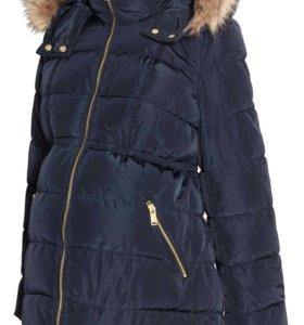 Утепленная куртка для беременных