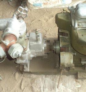 Мотопомпа УД-15