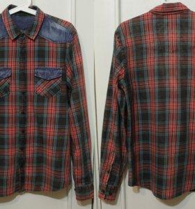 Рубашка Pull&Bear (+ обмен)