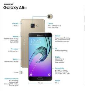 Samsung galaxy A510F(2016)