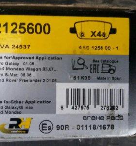 Задние колодки на Ford Mondeo 4 новые!!!