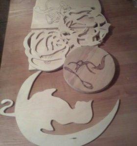 Изготовление из дерева под заказ