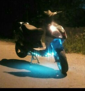 Скутер jmc