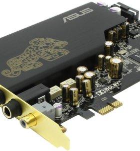 Hi-Fi Звуковая карта ASUS Xonar Essence STX