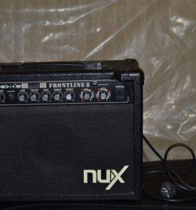 Колонка Nux