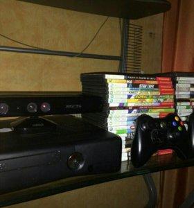 Игровая приставка Microsoft xbox 360S