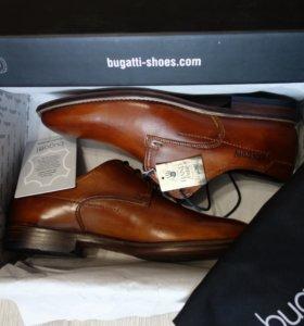 Туфли новые Bugatti
