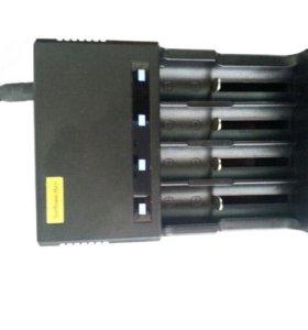 Зарядное устройство для 4-х аккумуляторных батарей