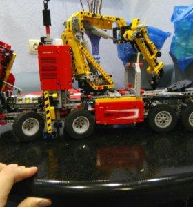 Лего техник 16+