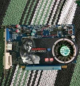 Видеокарта Radeon HD 4650