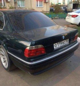 Автомобиль BMW 7 серия 4.0AT, 1994, седан