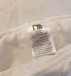 Одеяло mothercare новое
