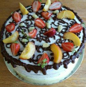 Домашние торты, выпечка