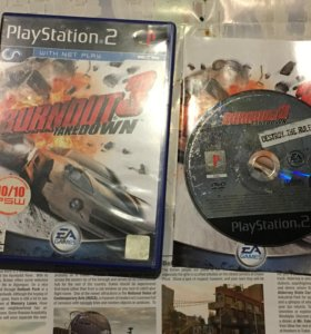 Burnout 3 Takedown (Ps2)