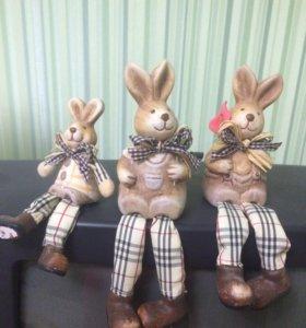 Семья из трёх зайцев