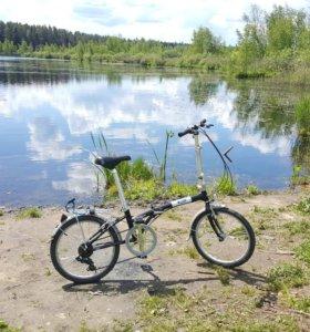 Складной велосипед Ford Taurus 2.0 2016