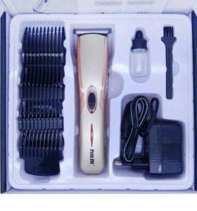 Машинка-триммер для стрижки аккумуляторная NIKAI