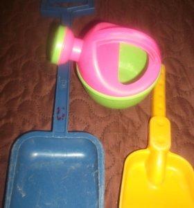 Для песочницы игрушки