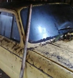 Автомобиль заз 968