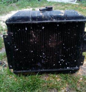 Радиатор для Волги
