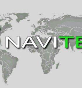 Обновление карт и по Navitel(Навител), навигаторов