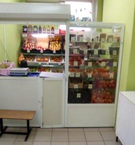 продам отдел овощи фрукты