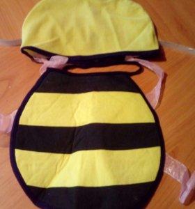 Костюмчик пчелка