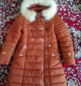 Куртка зима, очень тёплая!