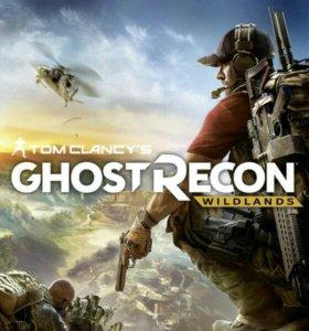 Продам Tom Clancy's Ghost Recon