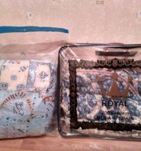 Одеяла зимние демисезонные постельное бельё