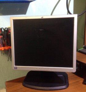 Монитор 17 дюймов ЖК HP 1740