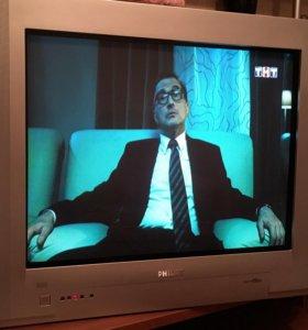 Телевизор Philips 29 дюймов.