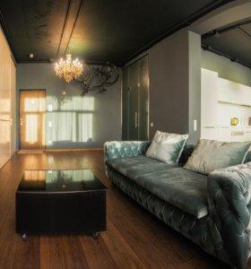Квартира, студия, 70 м²