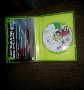 Игра для XBOX360 NHL14