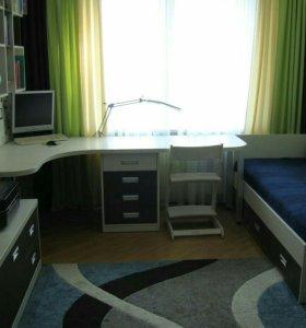 Мебель для комнаты двух подростков