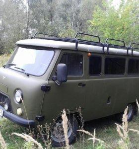 УАЗ 2206 Буханка 2.5МТ, 2013 год