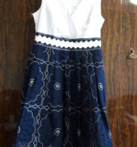 Платье 44 - 46 р. Производство Турция