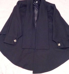 Пальто-накидка, кардиган 52-60