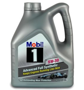 Масло Mobil 1 5w30
