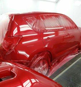 Покраска авто. Качественно и недорого