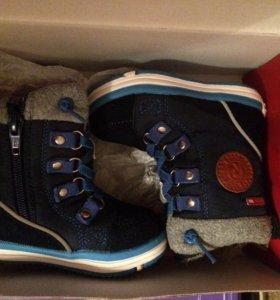 Ботинки зимние для детей Reimatec Freddo Toddler