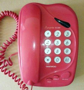 Телефон стационарный, Корея
