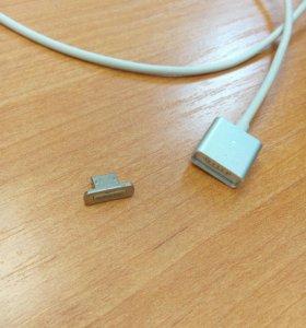 Магнитный микро-юсб зарядный кабель