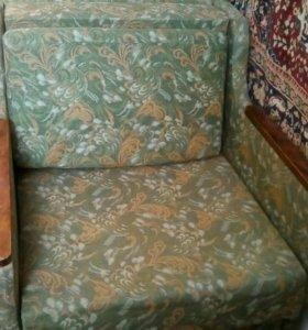 Кресло-кровать в отличном состоянии