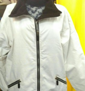 Размер 56-58. Спортивная тёплая куртка
