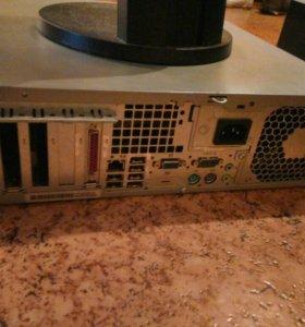 Dual Core 2 ядра + монитор 19,22